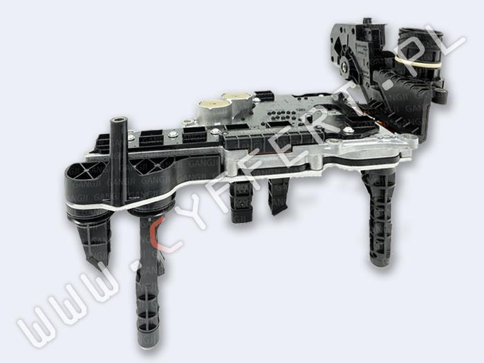 Powershift MPS6 6DCT450 generacja 3 – klonowanie, programowanie, aktualizacja oprogramowania sterownika skrzyni Volvo Ford 7M5R-14C247-AG