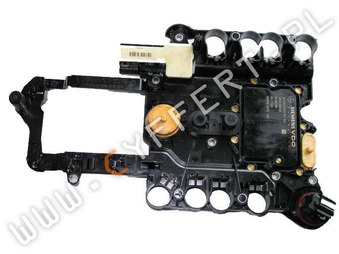722.9 7G-TRONIC sterownik skrzyni automatycznej A0335457332, A0335456732, A0335456632, A0034460310