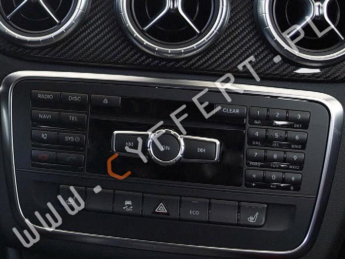 COMAND NTG4,7 (NTG4,5 II generacji) Mercedes – konwersja z USA na EU, ustalenie kodu pin, odnowienie, dopisanie, zaprogramowanie, adaptacja używanego