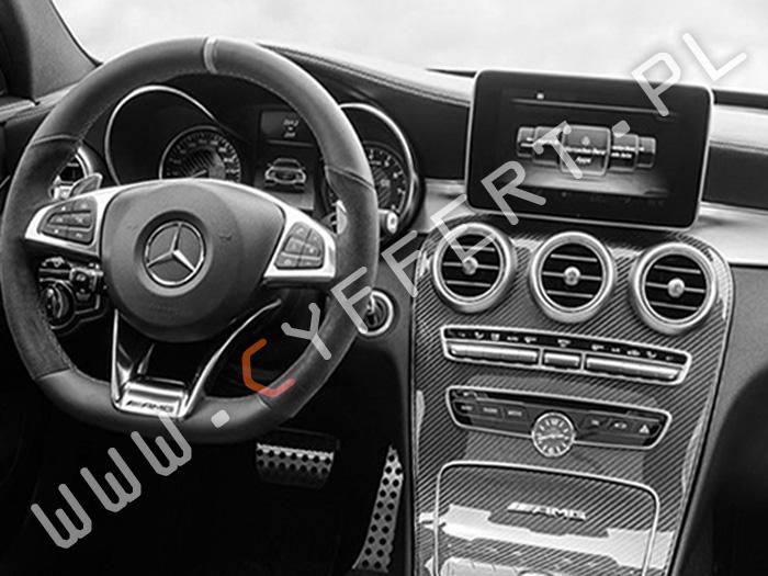 Comand NTG5 HU Entry Mercedes – konwersja z USA na Europę, polskie menu, polski lektor, aktywacja nawigacji, aktualizacja mapy