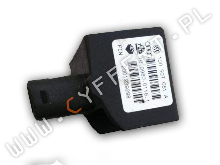 naprawa czujnika ESP G200 1J0907651A Audi VW Seat Skoda – kod błędu: 01423 – Lateral Acceleration Sensor 57-00 – Electric Circuit Failure