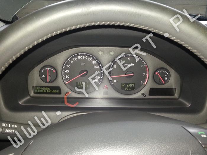 licznik Volvo S60 S70 V70 S80 naprawa