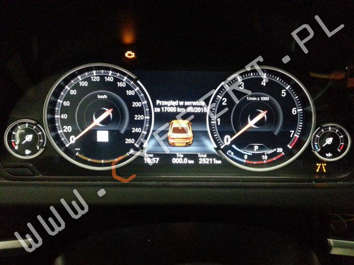 CIC NBT BMW – aktualizacja mapy, polskie menu, konwersja z USA na Europę, aktywacja dodatkowych funkcji, TV FREE
