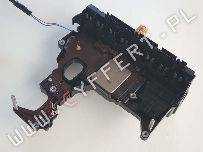 ZF 8HP sterownik skrzyni Jeep Dodge Land Rover Jaguar Iveco 0260550074- klonowanie, naprawa: zwarcie, przepala się bezpiecznik, komunikacja CAN, usterka czujnika zakresu, usterka czujnika prędkości obrotowej, zakłócenia komunikacji